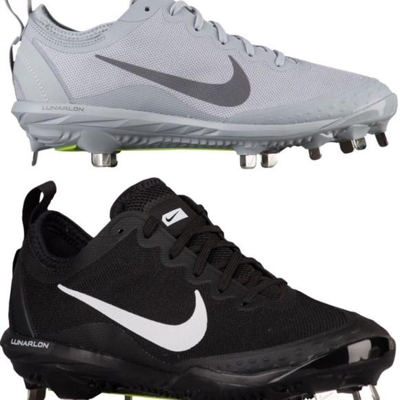 Nike Womens Softball Cleats Black